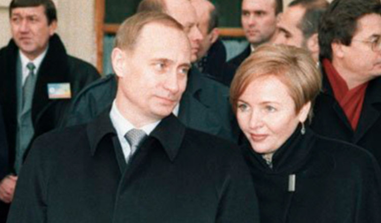 Vladimir Putin S Ex Wife Claims He Made Regular Incursions Into Her Side Of The Bed During Marriage